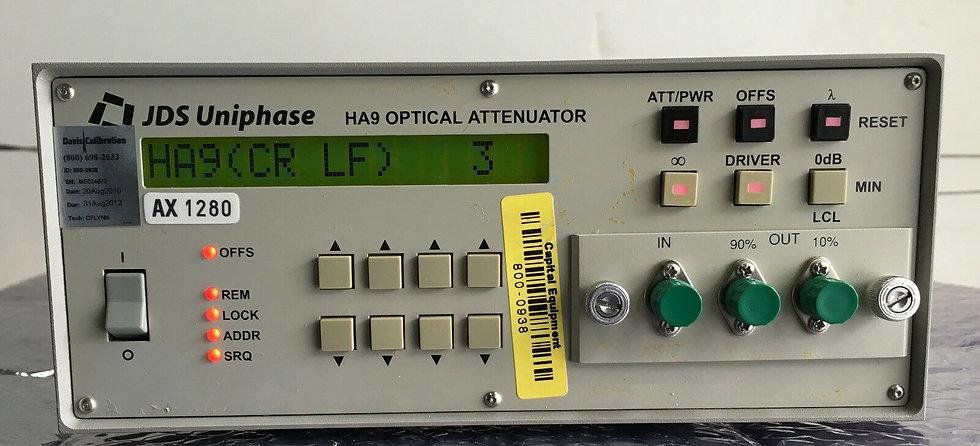 JDS Uniphase HA9   JDSU HA097+29KFP1  Programmable Attenuator