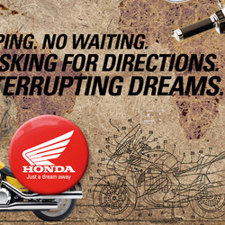 Honda Corporate Campaign
