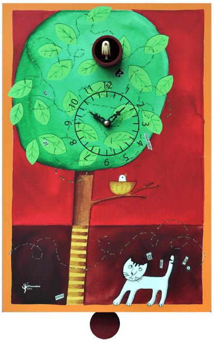 Art. 134 Cucù Sul ramo