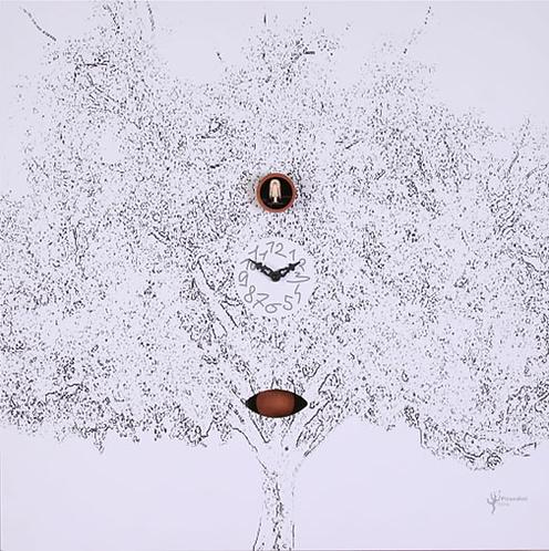 Art. 141 Cucù Albero nero