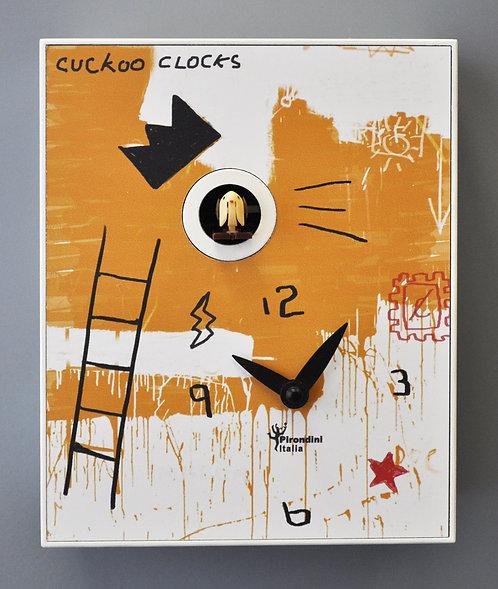 Art.900&18 _ Cucù D'Apres _ Basquiat