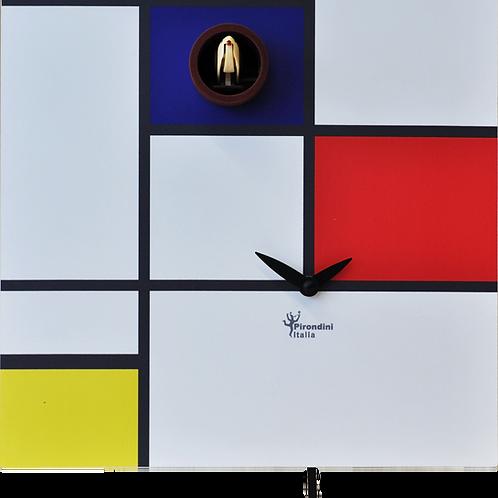 Art. 140 Cucù Around Mondrian