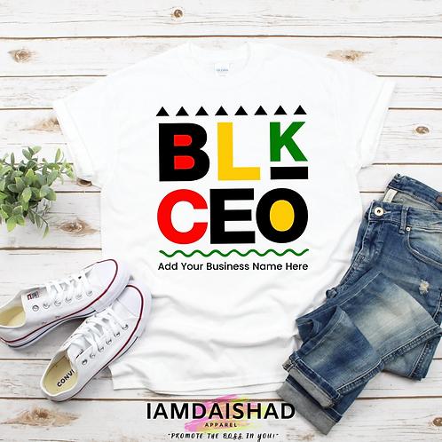 Black CEO Tee..
