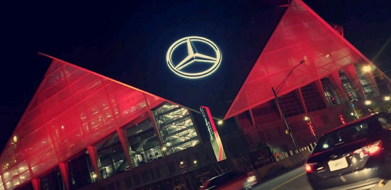 Mercedes Benz Stadium - Atlanta, GA