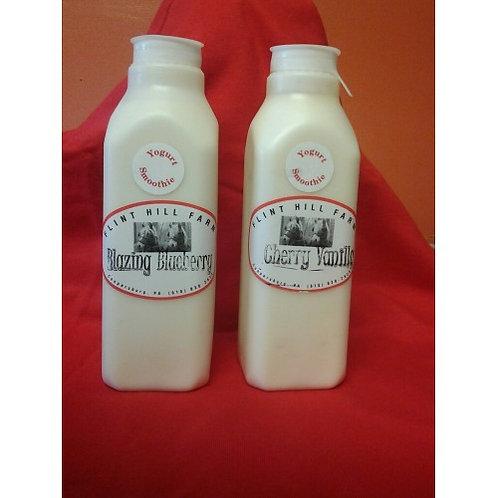 Yogurt Cow Drinkable -Cow Milk Smoothie (Pint)