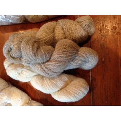 Yarn, spun yarn Romney/Merino