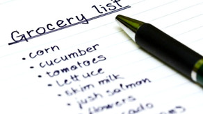 Simple Fat Loss Grocery List