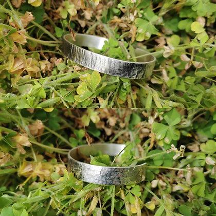 Bracelet écorce d'arbre brossé