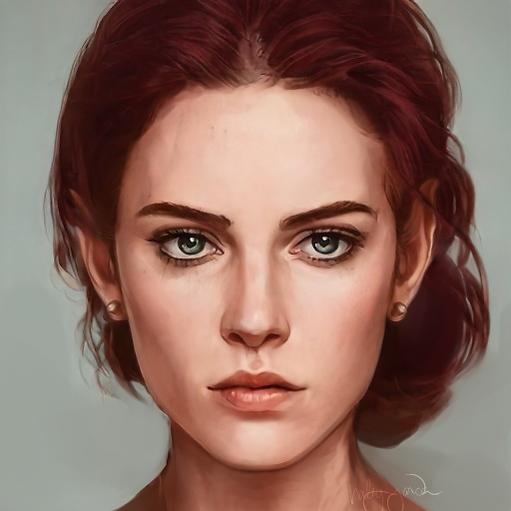 Fae Rising Trilogy Ara Character Image