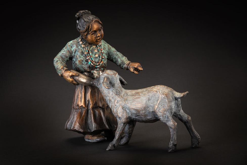 Mary's Little Lamb Navajo History Series
