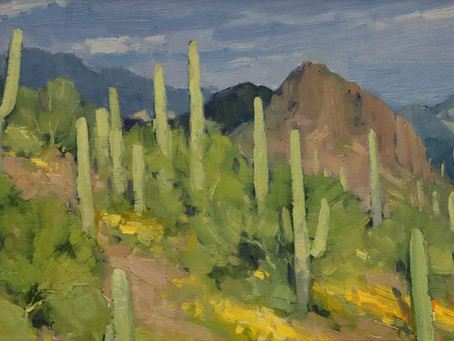 """The Beauty of the West"" showcases artists who are passionate about the American West"