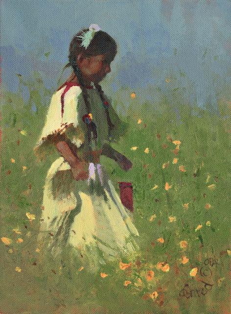 Bit of Lakota by Bonnie Conrad