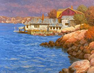 Cape Anne Coastline