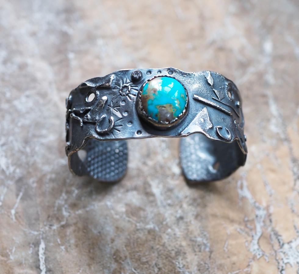 Apollo's Journey - Cuff Bracelet