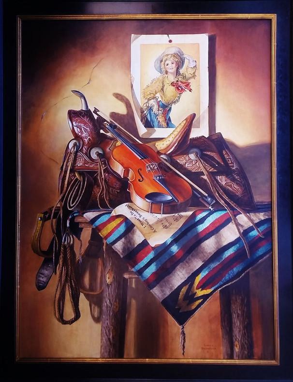 Cowgirl Melody