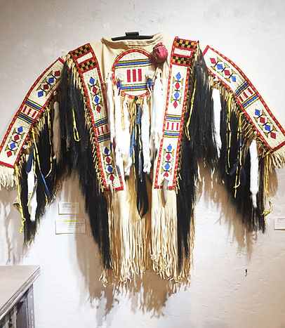 Dances with the Moon - Paiute Shirt Cher