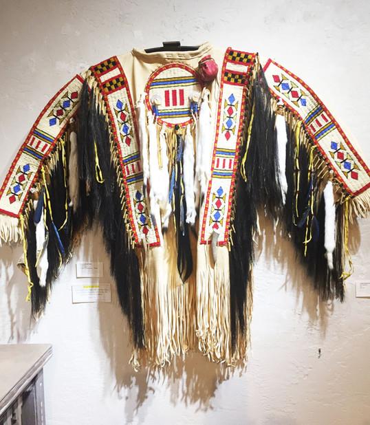 Dances with the Moon - Paiute Shirt