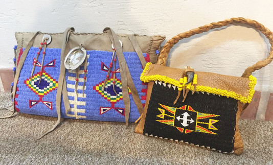 Beaded Possible Bags