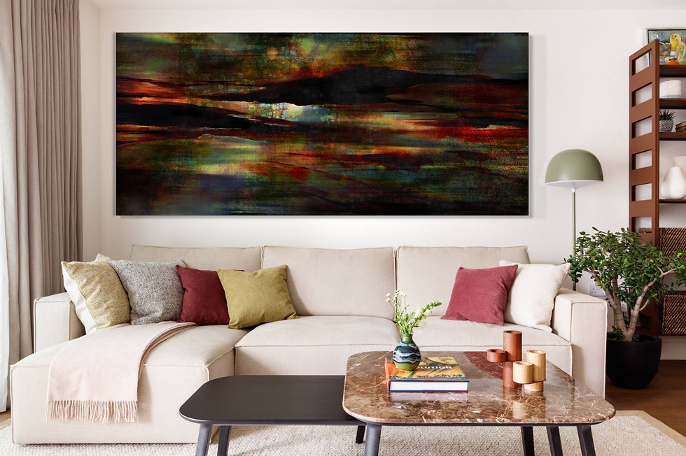 Sergio Caggia Contemporary Art, Abstract Paintings, Digital Art, Art and Craft Store