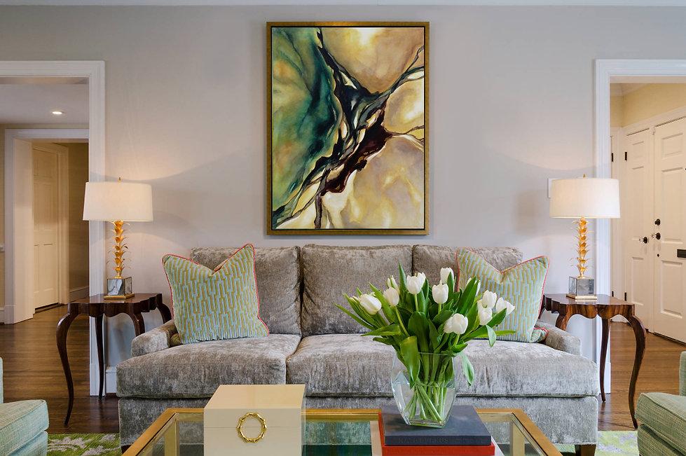 Sergio Caggia art, TelAviv artist, abstract landscape, gallery, deviant art,