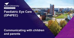 Partnership with Aston Optometry