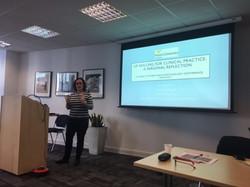 Dr Rachel Shaw, Aston University