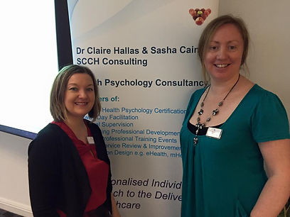 SCCH Health Psychology Consulting