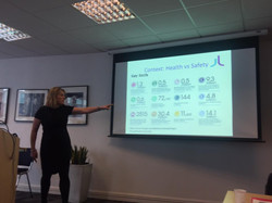 Jenny Lunt - Health vs Safety