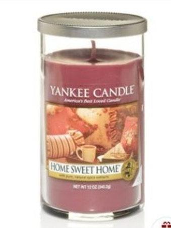 Home Sweet Home Yankee Candle 12oz