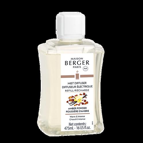 Lampe Berger Amber Powder Mist Diffuser Fragrance 475ml