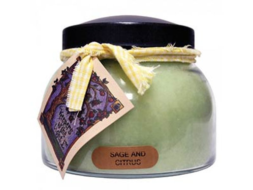 Sage & Citrus Keepers of the Light 22oz Jar Candle