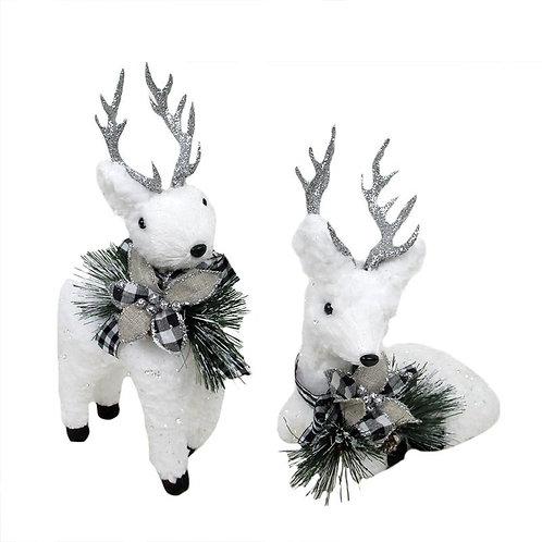 Reindeer Set of 2