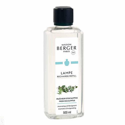 Maison Berger FRESH EUCALYPTUS (Aromatic & Invigorating) 500ml