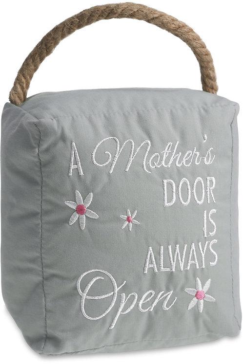 """Mother's - 5"""" x 6"""" Door Stopper"""
