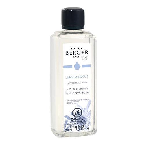 Maison Berger AROMATIC LEAVES (Aroma Focus) 500ml