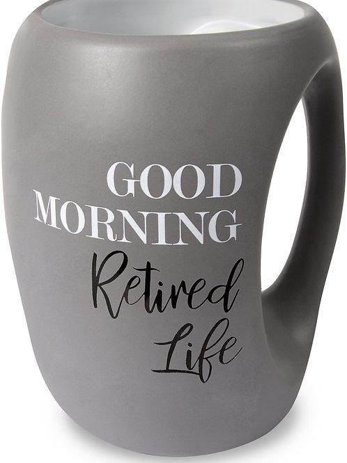 Retired Life - 16oz. Mug