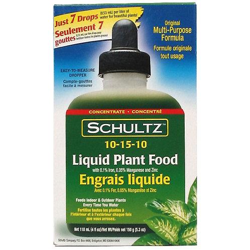 10-15-10 Liquid Plant Food