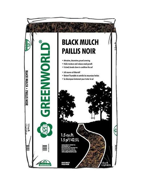 ASB Greenworld Black Mulch 42.5L