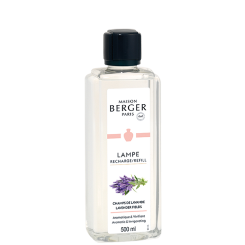 Maison Berger LAVENDER FIELDS (Aromatic & Invigorating) 500ml
