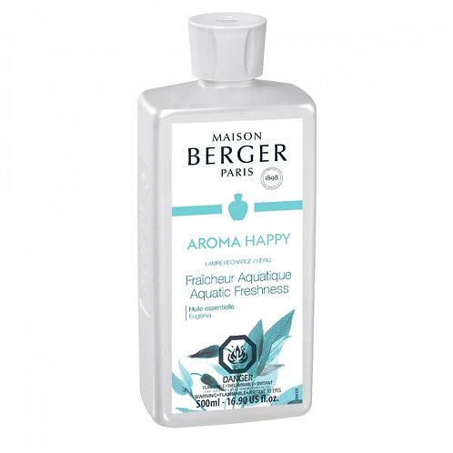 Maison Berger AQUATIC FRESHNESS (Aroma Happy) 500ml