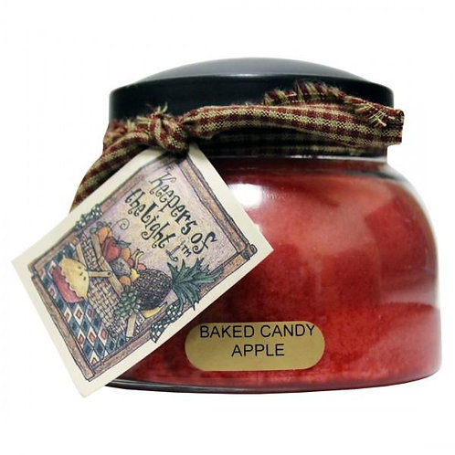 Baked Candy Apple Keeper of the Light 22oz Jar Candle