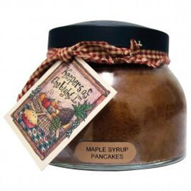 Maple Syrup Pancakes Keepers of the Light 22oz Jar Candle