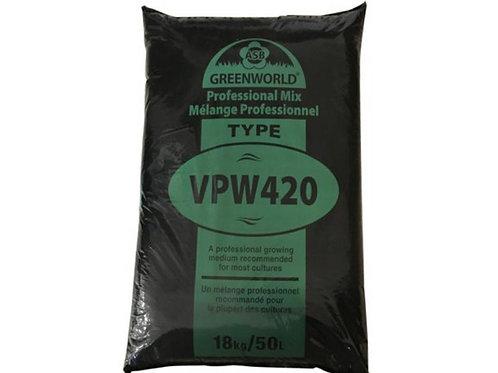 50L VPW420 Professional Planter Potting Soil Mix