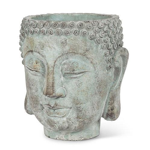 Extra Large Buddha Head Planter