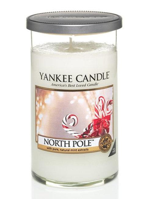 North Pole Yankee Candle 12oz