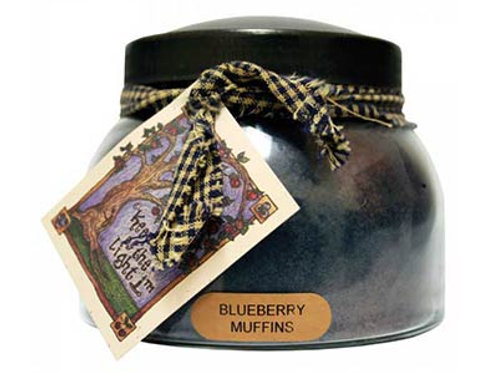 Blueberry Muffins Keepers of the Light 22oz Jar Candle