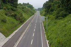 八戸三沢線道路改良工事