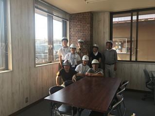 さわやか八戸グッジョブ・ウィークを開催しました(白山台中学校)④