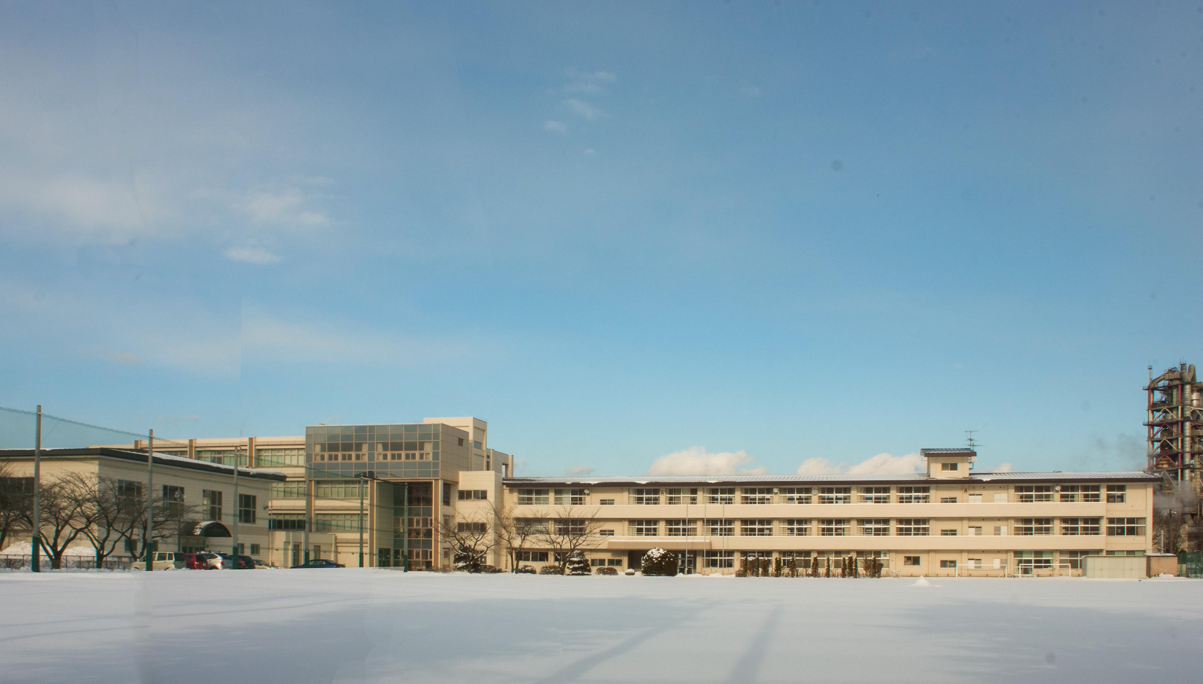 青森県立八戸中央高校
