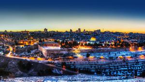 Jerusalem Comes Down